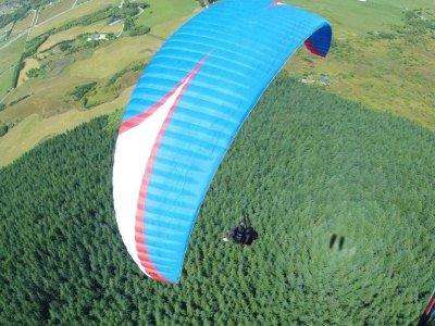 Algodonales的滑翔伞平均水平为1小时