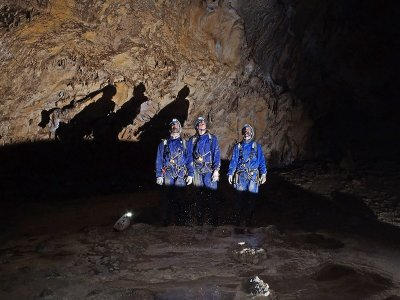 Stag Party: Speleology+BBQ (Groom/Bride free)