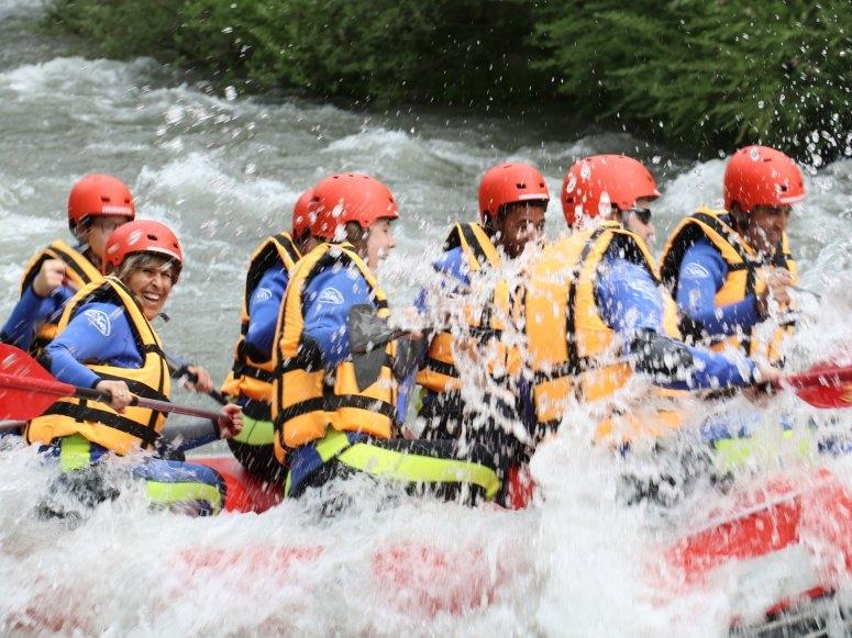 Rafting Lleida