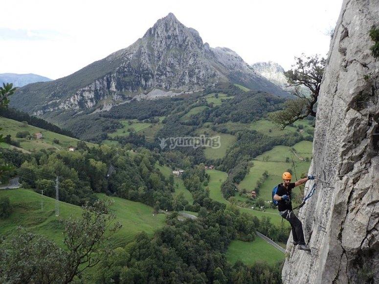 Via Ferrata Cantabria Natura