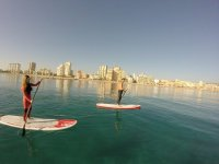 Paddle Surf in pairs