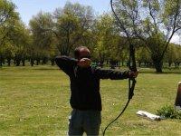 Archery in El Escorial