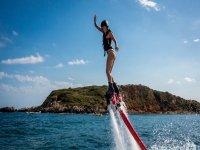 Descubre el increíble flyboard