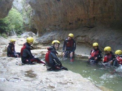 Buendia Cuenca山沟的学校活动