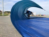 Surfskate en Arteixo