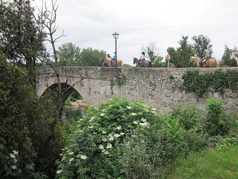 桑坦德骑马冒险
