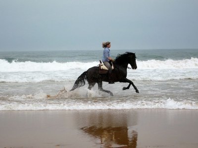 Ruta Santander a caballo una semana