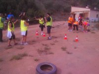 1 day adventure trip at Cofrentes for schools