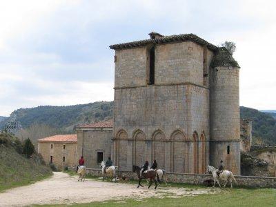 Ruta a caballo Destierro del Cid (2 días)