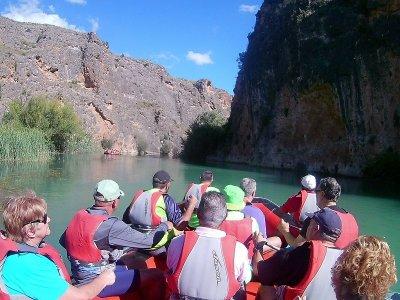 Rafting paintball e sistemazione Addio Murcia