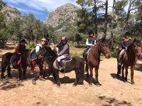 Actividades con caballos y ponis