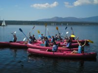 Canoes and canoes for groups