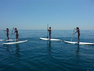 4 actividades acuáticas y comida Gandía colegios