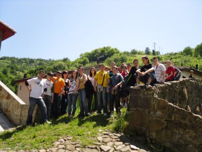 4 days School trip province of Asturias