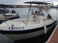 Barca da pesca Playamar