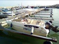 Barca modello river 500