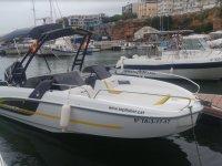 Barca flyer a Tarragona