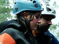 Trekking acuatico