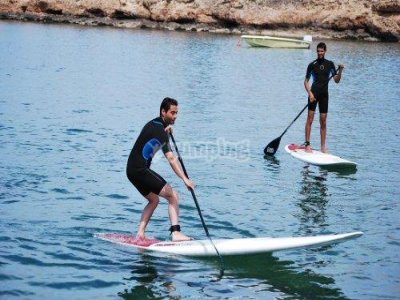 Paddle surf en Playa d'en Bossa 2 h