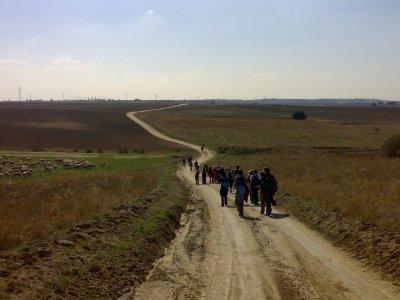 Medio día senderismo Parque Natural Cádiz adultos