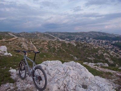 Ruta BTT espacio natural Cádiz medio día adultos