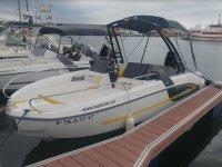 Barca a noleggio a LAmetlla
