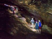 Escalera de la Cueva de Montesinos