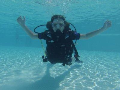 Open Water Diver PADI course in Costa de la Luz