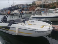 Flyer boat a Tarragona