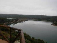 mirador parque natural de las lagunas de ruidera
