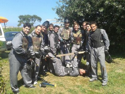 Paintball for schools in Loredo