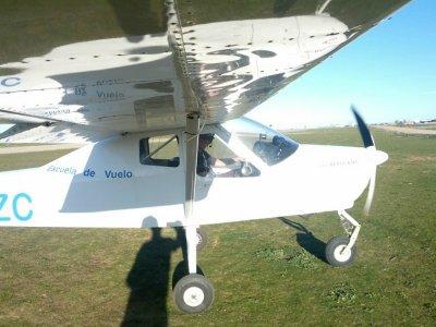 Algodor的超轻型飞行员课程