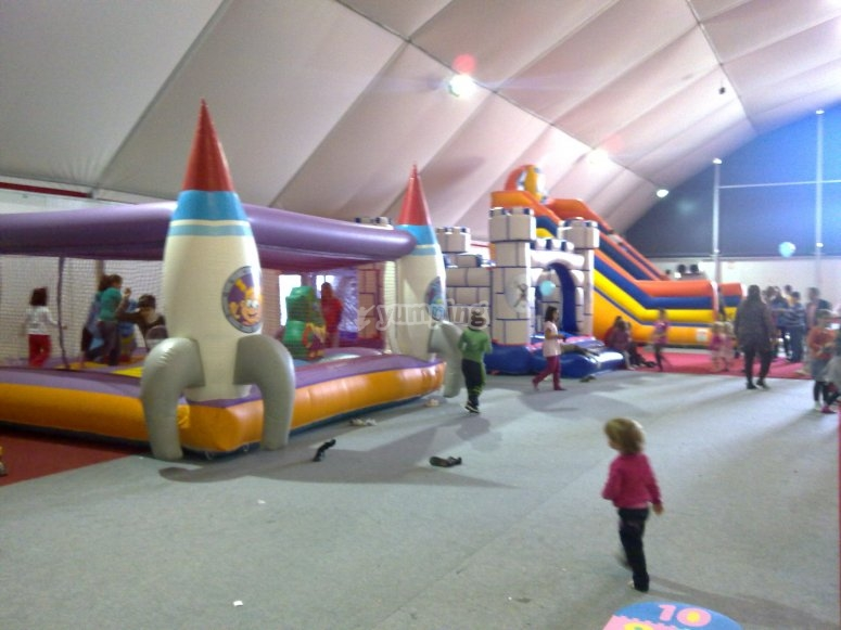Other bouncy castles