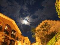 Noche de halloween en Toledo
