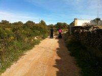 Caminos rurales en segway