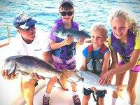 Capturas de pesca en Alicante