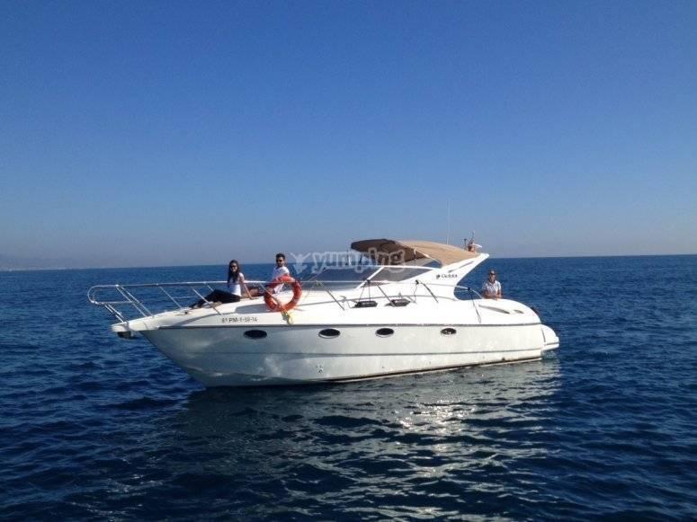 Gobbi 345SC yacht