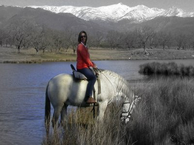 Horse riding tour 1h 30m in La Vera