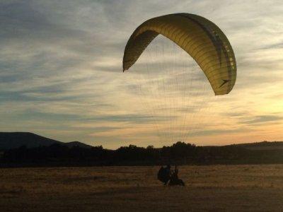 Centro de vuelo Bidasoa Parapente
