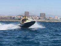 Excursión moto de agua biplaza Benidorm