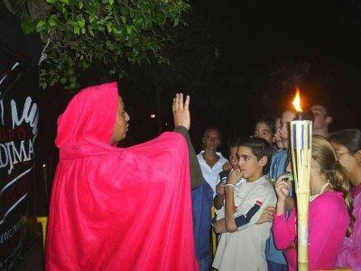 Ruta especial Halloween Noche de Santos y Difuntos