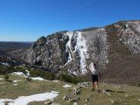 Mountain running en los Pirineos media jornada