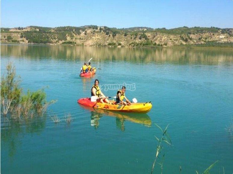 Canoas aventuragranada