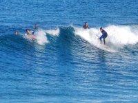 在grupoo级的冲浪
