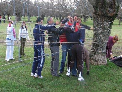 Gymkana a medida para Team Building en El Escorial