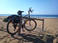 enjoy the coast by bike