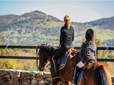Ruta caballo a la Peña del Arcipreste de Hita 3 h