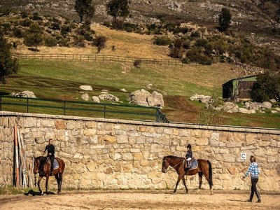 Clase a caballo Sierra de Guadarrama 30 minutos