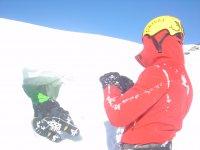 Descubre la montaña invernal