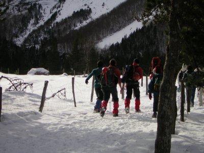 Corso tecnico di montagna 2 giorni Urbasa o Aralar